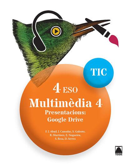 Multimèdia 4 TIC/17 ESO 4 Teide Text 9788430782024