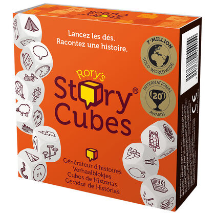 Story Cubes Dados Classic Asmodee