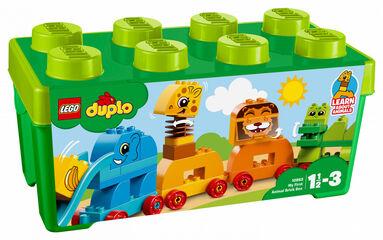LEGO Duplo Primeros animales (10863)