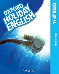 HOLIDAY ENGLISH 1 ESO CAT 3ED REV Oxford 9780194014748