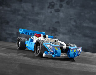 LEGO Technic Cazador policial (42091)