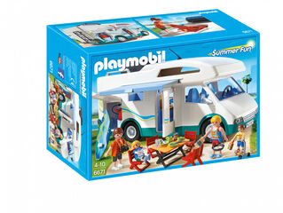 Playmobil Summer Fun Caravana