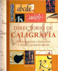 Directorio de caligrafía