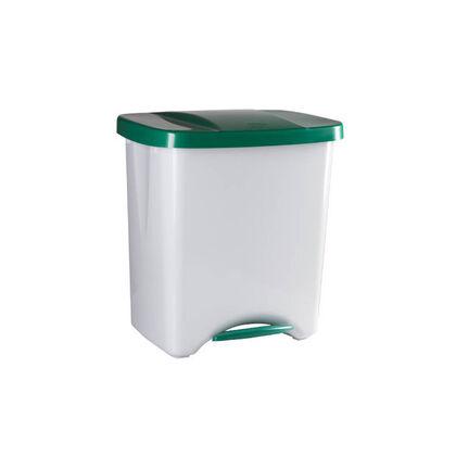 Contenedor Famesa 40L ECO - Tapa Verde