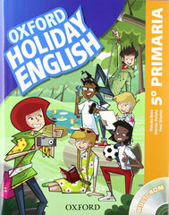 HOLIDAY ENGLISH 5º PRIMARIA SPANISH Oxford 9780194546324