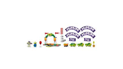 LEGO Juniors Toy Story Tren feria (10771)