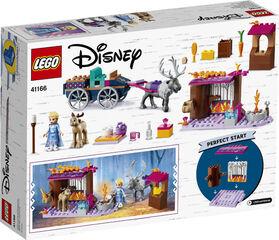 LEGO Disney Princess Frozen Elsa aventura en la carreta (41166)