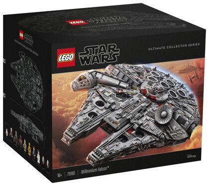 LEGO Star Wars Millenium falcon nuevo (75192)
