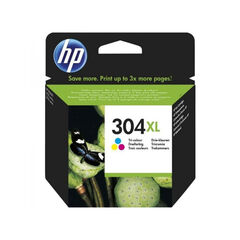 Recambio HP Original 304XL Color