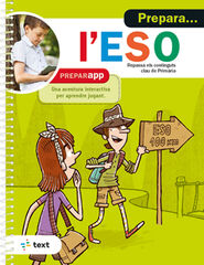 QUADERN PREPARA L'ESO! Text 9788441233454