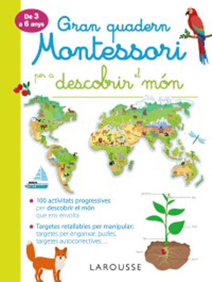 LAR P Montessori/Descobrir món Larousse 9788417720278