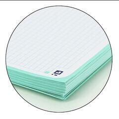 Cuaderno Espiral Oxford Touch Europeanbook 1 A4 5X5 80F Verde