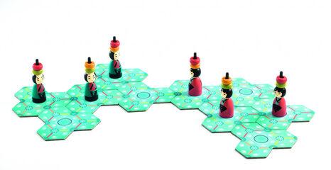 Juego de estrategia Djeco Niwa
