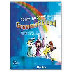 HUE Schritt für Schritt /Grammatikland Hueber 9783190073962