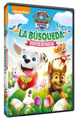 PAW PATROL8:BUSQUEDA HUEVOS PASCUA DVD