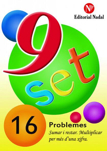 PROBLEMES 16 NOU SET Nadal 9788478870424