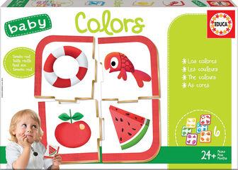 Joc didàctic Educa Baby Colors
