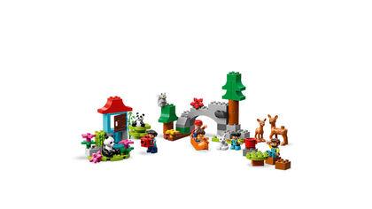 LEGO DUPLO ANIMALS DEL MÓN