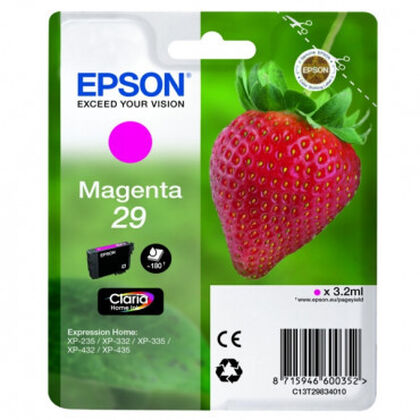 REC.ORIG. EPSON T29 MAGENTA