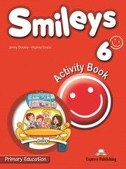 Smileys/AB PRIMÀRIA 6 Express Publishing 9781471521072
