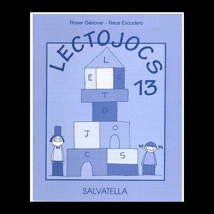 LECTOJOCS 13 Salvatella 9788484125662