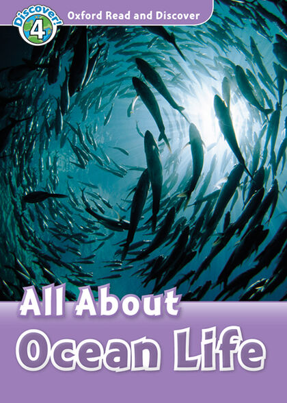 ALL ABOUT OCEAN LIFE Oxford LG 9780194021951