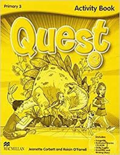 MCM E3 Quest/AB pack/14 Macmillan-Text 9780230478695