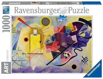 Puzzle KandinskyWassily 1000 Piezas