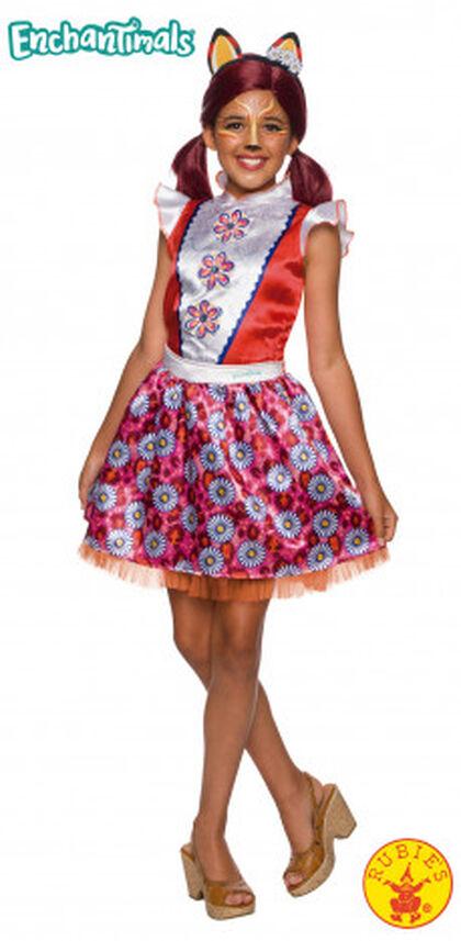 Disfressa Mattel Enchantimals Felicity Fox