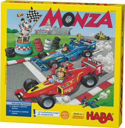 Juego de estrategia Haba Monza