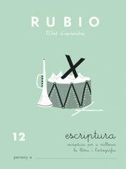 ESCRIPTURA 12 PRIMÀRIA Rubio 9788489773622