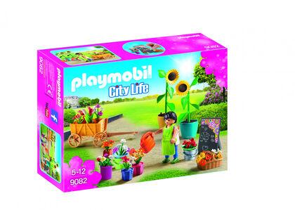 Playmobil City Life Tienda de flores