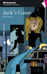 JACK'S GAME 1º ESO SECONDARY READERS 1 Richmond 9788466811095