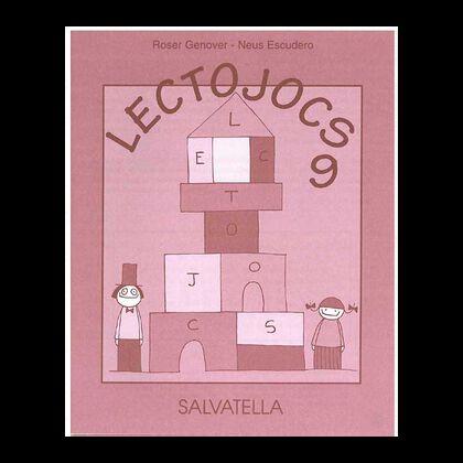 LECTOJOCS 09 Salvatella 9788484125082