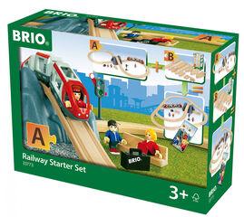 Set Inici Circuit Tren Brio