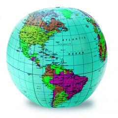 Bola del mundo Learning Resources Sin luz