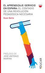 Aprendizaje-servicio en España, El