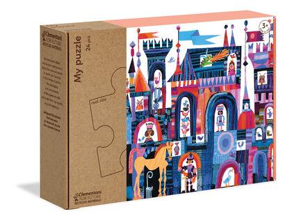 Maxi Puzzle Castillo (24 piezas)
