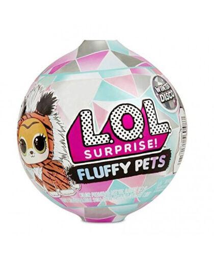 Bola sorpresa Giochi Preziosi L.O.L. Surprais Winter Fluffy Pets