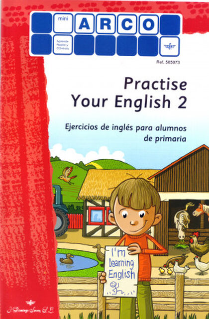 MINI ARCO PRACTISE YOUR ENGLISH 2 MINIARCO 9788492490523