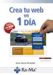 Crea tu web en 1 DÍA
