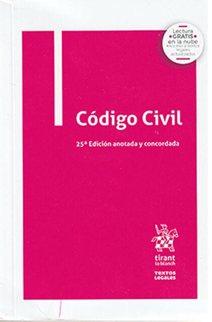 Código Civil 25ed.
