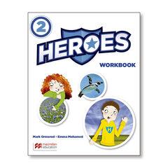 MCM E2 Heroes/AB Macmillan-Text 9780230489059