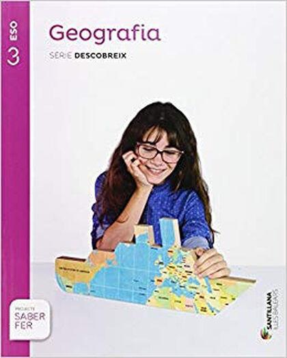 GEOGRAFIA I HISTÒRIA 3r ESO Santillana Text 9788468092744