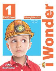 Iwonder/PB PRIMÀRIA 1 Express Publishing 9781471581274