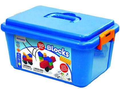 Juego de construcción Blocks 120pc