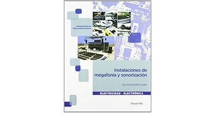 PAR CF GM Megafonía/sonorización 12 Paraninfo 9788497328913