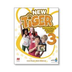 NEW TIGER 3. ESSENTIAL ACTIVITY BOOK Macmillan-Text 9781380011190
