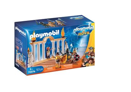 Playmobil The Movie Emperador maximus el coliseo