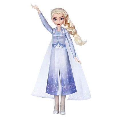 Nina Frozen Elsa musical